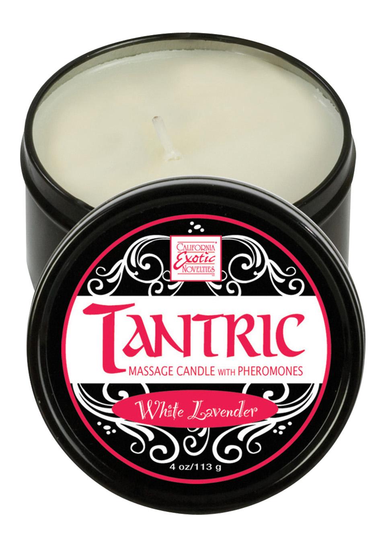 Tantric Candle w. Pheromones