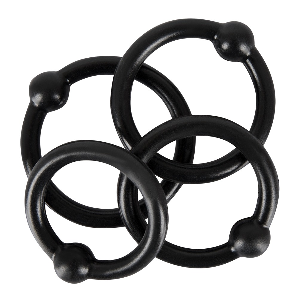 Silicone Cockring Set