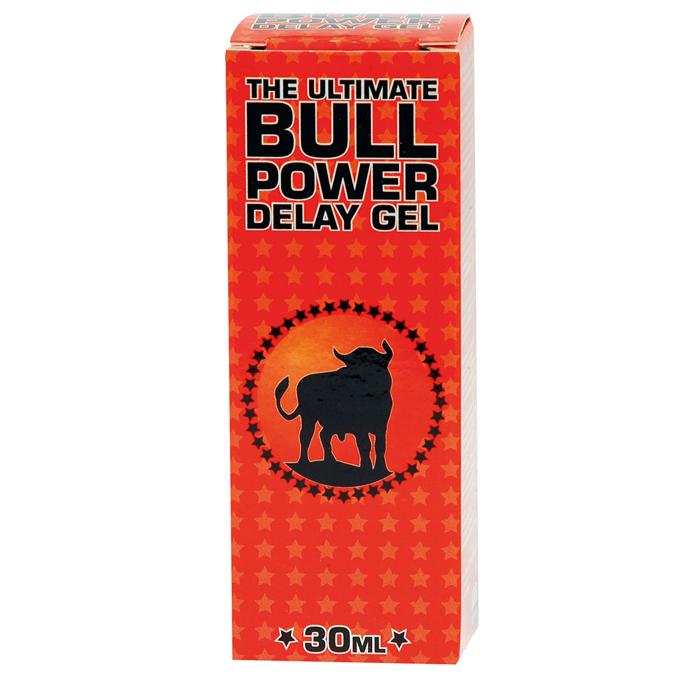 Bull Power Delay Gel West 30ml