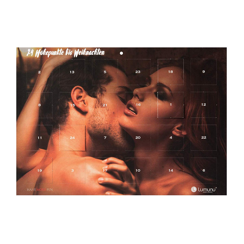 Deluxe Erotik Adventskalender