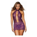 "Babydoll Dreamgirl ""Red Diamond"" (plum)"
