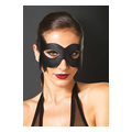 Leather Fantasy Cat Eye Mask (one size)