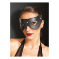 Leather Fantasy Cat Eye Mask