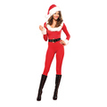 Santa Baby Catsuit L