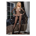 Long Sleeves Bodystocking (one size)