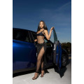Footles Low Back Bodystocking (one size)
