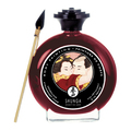 SHUNGA Sparkl. Strawberry Wine Body Painting 100ml