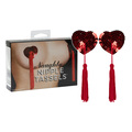 Naughty Nipple Tassels (red heart)