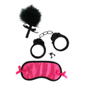 TICKLE ME GIFT SET PINK