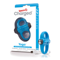 The Screaming O - Charged Yoga Vibe Ring Blue