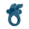 Bunny Cockring (blue)