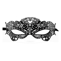 Butterfly Masquerade Mask - Black