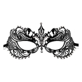Phantom Masquerade Mask - Black
