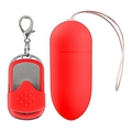 10 Speed Remote Vibrating Egg Big (Red)