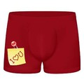 Funny Boxers: I Love You