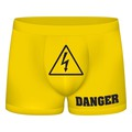 Funny Boxers: Danger