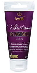 VIBRATISSIMO Play Gel Warming 50 ml