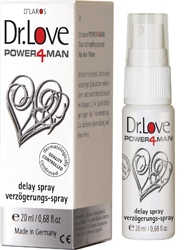 Dr. Love Verzoegerungs-Spray 20ml