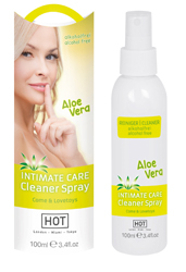 HOT INTIMATE CARE Cleaner Spray Aloe Vera (100ml)