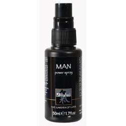 Shiatsu Man Power Spray 50ml