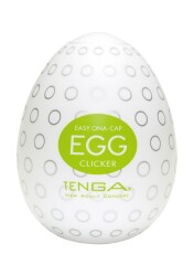 Tenga - Egg Clicker (6 Pieces)
