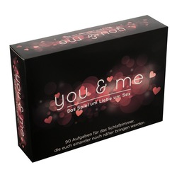 "Paarspiel ""you & me"""
