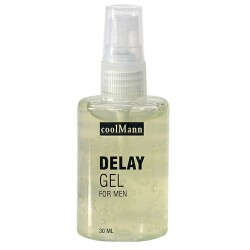 Coolman Delay Gel 30ml