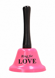 Ring for Love - Large Bell