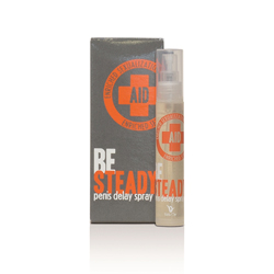 Velv'Or - Aid Be Steady Penis Delay Spray