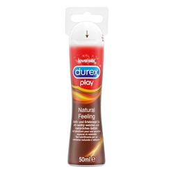 Durex Play Real Feeling Lubricant (50ml)