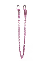 Helix Nipple Clamps Pink