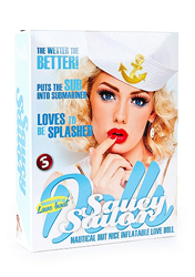 "Liebespuppe ""Saucy Sailor"""